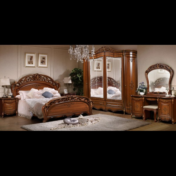 Шкаф для одежды 6-ти дверный Аллегро