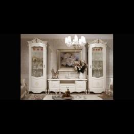 Шкаф комбинированный Аллегро-3 светлая