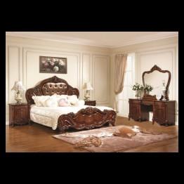 Спальня Элиза темная