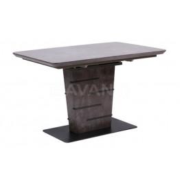 Стол обеденный раскладной FLIP (1200-1600x800x760) вулкано