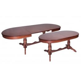 Деревянный обеденный стол Нарцисс