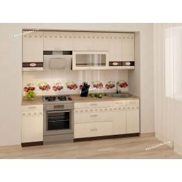 Кухонный гарнитур Аврора 10 (ширина 240 см)