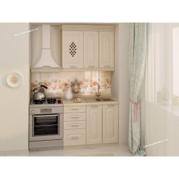 Кухонный гарнитур Глория 3 4 (ширина 150 см)