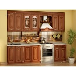 Кухонный гарнитур Глория 6 19 (ширина 260 см)