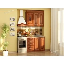 Кухонный гарнитур Глория 6 4 (ширина 150 см)
