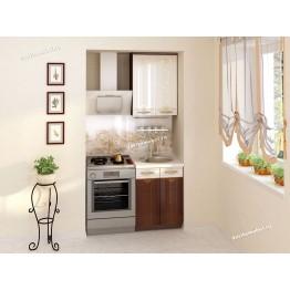 Кухонный гарнитур Каролина 2 (ширина 120 см)