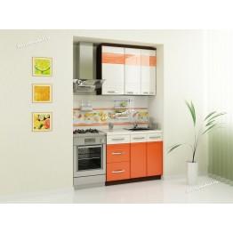 Кухонный гарнитур Оранж 4 (ширина 150 см)