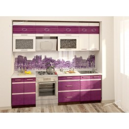 Кухонный гарнитур Палермо 11 (ширина 240 см)