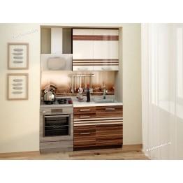 Кухонный гарнитур Рио 3 (ширина 140 см)