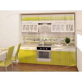 Кухонный гарнитур Тропикана 20 (ширина 240 см)