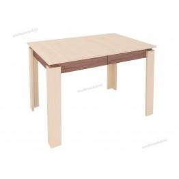 Стол обеденный Орфей 16.1 Кобург-Ясень Шимо