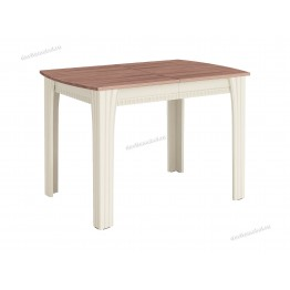 Стол обеденный Орфей 21 Ясень Шимо-Магнолия