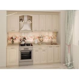Кухонный гарнитур Глория 3 8 (ширина 230 см)