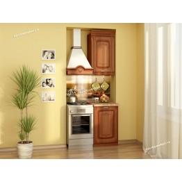 Кухонный гарнитур Глория 6 1 (ширина 100 см)
