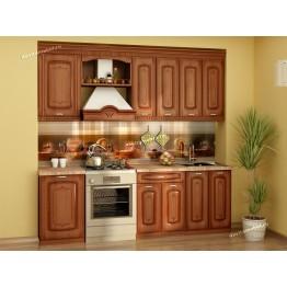 Кухонный гарнитур Глория 6 8 (ширина 230 см)