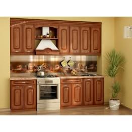 Кухонный гарнитур Глория 6 9 (ширина 240 см)