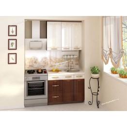 Кухонный гарнитур Каролина 4 (ширина 150 см)