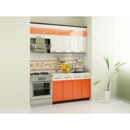 Кухонный гарнитур Оранж 6 (ширина 180 см)