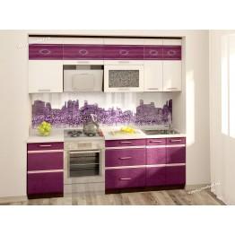 Кухонный гарнитур Палермо 8 (ширина 230 см)