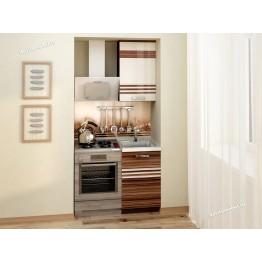 Кухонный гарнитур Рио 1 (ширина 100 см)