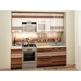 Кухонный гарнитур Рио 8 (ширина 230 см)
