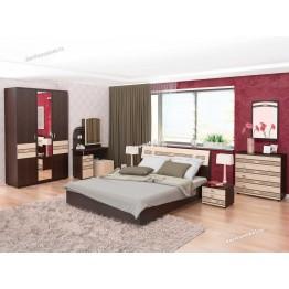 Спальный гарнитур Ривьера 1