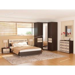 Спальный гарнитур Ривьера 2