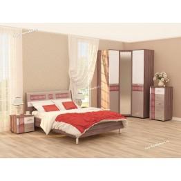 Спальный гарнитур Розали 5