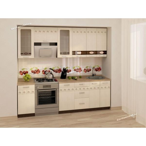 Кухонный гарнитур Аврора 13 (ширина 240 см)