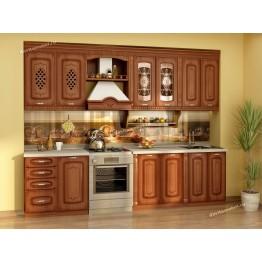 Кухонный гарнитур Глория 6 20 (ширина 300 см)
