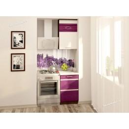 Кухонный гарнитур Палермо 1 (ширина 100 см)