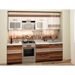 Кухонный гарнитур Рио 11 (ширина 240 см)