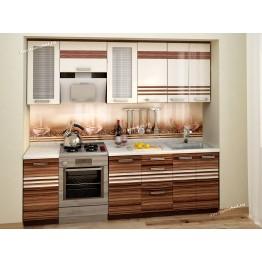 Кухонный гарнитур Рио 13 (ширина 240 см)