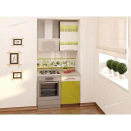 Кухонный гарнитур Тропикана 1 (ширина 100 см)