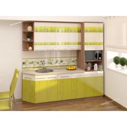Кухонный гарнитур Тропикана 19 (ширина 250 см)