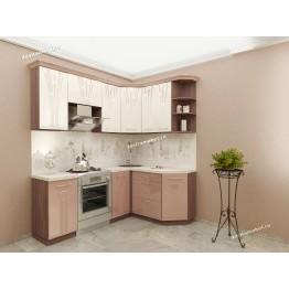 Кухонный гарнитур угловой Афина 14 (ширина 200х150 см)