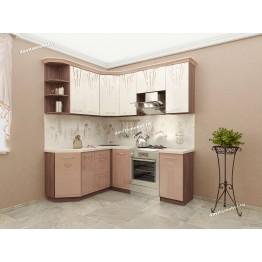 Кухонный гарнитур угловой Афина 15 (ширина 150х200 см)