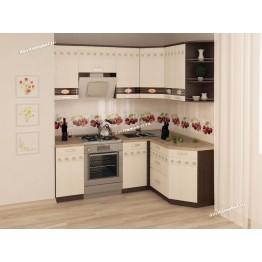 Кухонный гарнитур угловой Аврора 14 (ширина 200х150 см)