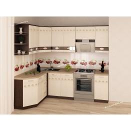 Кухонный гарнитур угловой Аврора 17 (ширина 160х240 см)