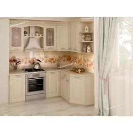 Кухонный гарнитур угловой Глория 3 14 (ширина 200х150 см)