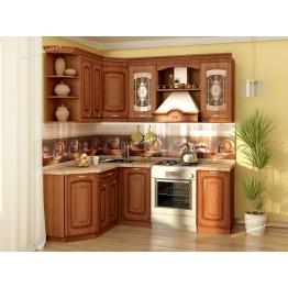Кухонный гарнитур угловой Глория 6 15 (ширина 150х200 см)