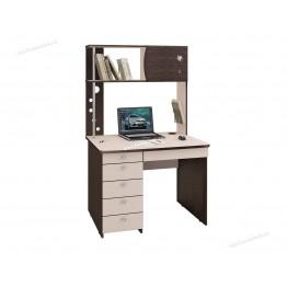 Стол компьютерный Орион 8.10 Венге-Кобург