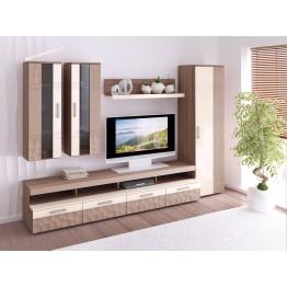 Набор мебели для гостиной Мокко 1 (ширина 296 см)