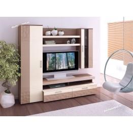 Набор мебели для гостиной Мокко 2 (ширина 216 см)