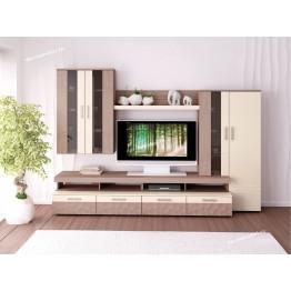 Набор мебели для гостиной Мокко 3 (ширина 284 см)