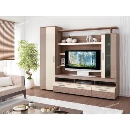 Набор мебели для гостиной Мокко 4 (ширина 236 см)