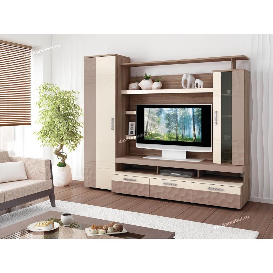 набор мебели для гостиной мокко 4 ширина 236 см в категории