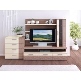 Набор мебели для гостиной Мокко 5 (ширина 260 см)