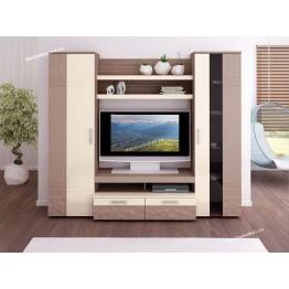 Набор мебели для гостиной Мокко 7 (ширина 232 см)