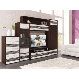 Набор мебели для гостиной Валенсия 4 (ширина 278 см)